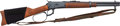 Long Guns:Lever Action, A. Rossi Puma 1892 Winchester Style Saddle Ring Carbine.. ...