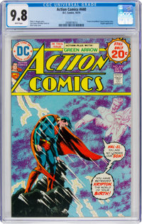 Action Comics #440 (DC, 1974) CGC NM/MT 9.8 White pages