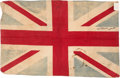 Military & Patriotic:Foreign Wars, Union Flags associated with Khartoum, 1885 and Omdurman, 1898. ... (Total: 2 Items)
