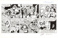 Original Comic Art:Comic Strip Art, Alex Saviuk and Joe Sinnott Amazing Spider-Man Sunday Comic Strip Original Art dated 11-21-99 (King Features Syndi...