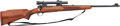 Long Guns:Bolt Action, Pre-64 Winchester Model 70 Featherweight Bolt Action Rifle with Telescopic Sight.. ...