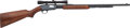 Long Guns:Slide Action, Winchester Model 61 Slide Action Rifle with Telescopic Sight.. ...