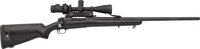 Pre-64 Sporterized Winchester Model 70 Bolt Action Rifle with Telescopic Sight
