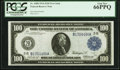 Fr. 1088 $100 1914 Federal Reserve Note PCGS Gem New 66PPQ