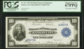 Fr. 817 $10 1915 Federal Reserve Bank Note PCGS Superb Gem New 67PPQ