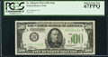 Fr. 2202-H $500 1934A Federal Reserve Note. PCGS Superb Gem New 67PPQ