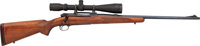 Winchester Pre-64 Model 70 Bolt Action Rifle with Telescopic Sight