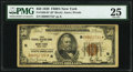 Low Serial Number 7733 Fr. 1880-B* $50 1929 Federal Reserve Bank Note. PMG Very Fine 25