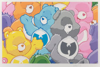 Jerkface (20th century) Wu Tang Care Bears, 2017 Inkjet print in colors on paper 24 x 36 inches (