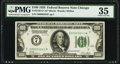 Low Serial Number 5643 Fr. 2150-G* $100 1928 Federal Reserve Note. PMG Choice Very Fine 35