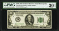 Fr. 2150-I $100 1928 Federal Reserve Note. PMG Very Fine 30 EPQ