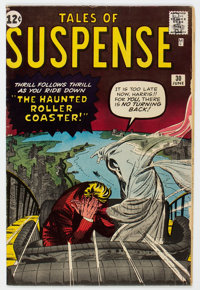 Tales of Suspense #30 (Marvel, 1962)