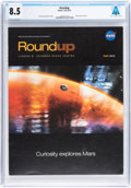 Explorers:Space Exploration, Magazines: Roundup Dated Fall 2012, Directly From The Armstrong Family Collection™, CAG Cert...