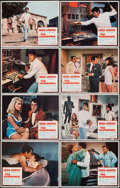 "Movie Posters:Action, The Ambushers (Columbia, 1967). Very Fine. Lobby Card Set of 8 (11"" X 14""). Action.. ... (Total: 8 Items)"