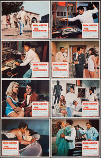 """The Ambushers (Columbia, 1967). Very Fine. Lobby Card Set of 8 (11"""" X 14""""). Action. ... (Total: 8 Items)"""