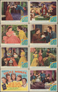 """Movie Posters:Drama, Little Women (MGM, 1949). Fine/Very Fine. Lobby Card Set of 8 (11"""" X 14""""). Drama.. ... (Total: 8 Items)"""
