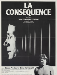 "The Consequence (SND, 1977). Folded, Very Fine. French Moyenne (23.75"" X 31.25""). Foreign"