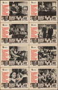 """Movie Posters:Thriller, Seven Days in May & Other Lot (Paramount, 1964). Very Fine. Lobby Card Set of 8 (2 Sets) (11"""" X 14""""). Thriller.. ... (Total: 16 Items)"""