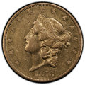 1873-CC $20 -- Altered Surfaces -- PCGS Genuine. XF Details. Mintage 22,410. ...(PCGS# 8968)