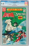 Modern Age (1980-Present):Superhero, The Brave and the Bold #199 Batman and the Spectre (DC, 1983) CGC NM/MT 9.8 White pages....