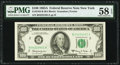 Fr. 2163-B $100 1963A Federal Reserve Note. PMG Choice About Unc 58 EPQ