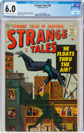 Silver Age (1956-1969):Horror, Strange Tales #58 (Atlas, 1957) CGC FN 6.0 Off-white to white pages....