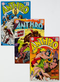 Silver Age (1956-1969):Adventure, Anthro #1-6 Complete Series Group (DC, 1968-69) Condition: Average VF/NM.... (Total: 6 Comic Books)