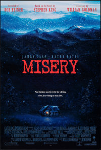"Misery & Other Lot (Columbia, 1990). Rolled, Very Fine. One Sheets (3) (26.75"" X 39.75"" & 27"" X 4..."
