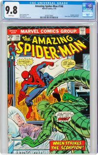 The Amazing Spider-Man #146 (Marvel, 1975) CGC NM/MT 9.8 White pages