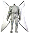 Memorabilia:Movie TV Props, Arthur Everest's Moth Costume.. ...