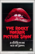"Movie Posters:Rock and Roll, The Rocky Horror Picture Show (20th Century Fox, 1975). Folded, Very Fine+. One Sheet (27"" X 41"") Style A. Rock and Roll.. ..."