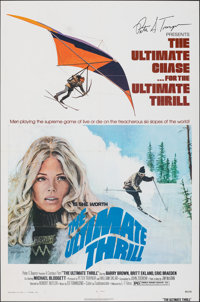 """The Ultimate Thrill & Other Lot (General Film, 1974). Folded, Very Fine. One Sheets (8) (27"""" X 41"""") John S..."""