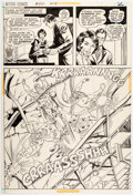 Original Comic Art:Panel Pages, Curt Swan and Murphy Anderson Action Comics #418 Story Page 2 Original Art (DC, 1972)....