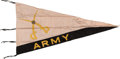 Military & Patriotic:WWII, U.S. Cavalry- Commemorative Pennant, Philippine Scouts, 26thv Cav. Association. ...
