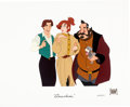 Animation Art:Limited Edition Cel, Anastasia Limited Edition Cel #4594/4800 (Fox, 1997)....