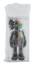 Collectible, KAWS (b. 1974). Dissected Companion (Black), 2016. Painted cast vinyl. 10-3/4 x 5 x 3-1/2 inches (27.3 x 12.7 x 8.9 cm)...