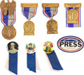 Military & Patriotic:Civil War, Battle of Gettysburg and Other Commemorative Badges.. ...