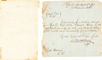 Appomattox Parole Document & More: Private John R. Harmer