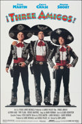 """Movie Posters:Comedy, Three Amigos (Orion, 1986). Folded, Very Fine. One Sheet (27"""" X 41""""). Comedy.. ..."""