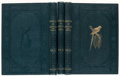 Books:Natural History Books & Prints, William Thomas Greene. Parrots in Captivity. London: George Bell and Sons, 1884-1887. First edition.... (Total: 3 )