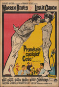 """Movie Posters:Comedy, Promise Her Anything & Other Lot (Paramount, 1966). Folded, Overall: Fine+. Argentinean One Sheets (2) (29"""" X 43""""). Comedy.... (Total: 2 Items)"""