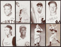Baseball Cards:Lots, 1939-46 and 1947-66 Exhibit Baseball Cards Collection (110). ...