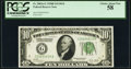 Fr. 2002-G $10 1928B Dark Green Seal Federal Reserve Note. PCGS Choice About New 58