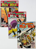 Silver Age (1956-1969):War, All-American Men of War Group of 15 (DC, 1961-66) Condition: Average VG-.... (Total: 15 Comic Books)
