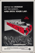 """Movie Posters:Horror, Andy Warhol's Frankenstein (Landmark Films, R-1982). Rolled, Very Fine-. One Sheet (27"""" X 41""""). 3-D Style. Horror.. ..."""