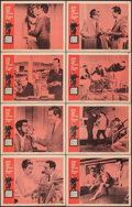 """Movie Posters:Crime, Johnny Cool & Other Lot (United Artists, 1963). Fine/Very Fine. Lobby Card Sets of 8 (2 Sets) (11"""" X 14""""). Crime.. ... (Total: 16 Items)"""