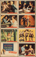 """Movie Posters:Musical, Pal Joey (Columbia, 1957). Very Fine-. Lobby Card Set of 8 (11"""" X 14""""). Musical.. ... (Total: 8 Items)"""