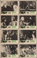 """Movie Posters:Horror, Tower of London (United Artists, 1962). Very Fine-. Lobby Card Set of 8 (11"""" X 14""""). Horror.. ... (Total: 8 Items)"""