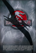 """Movie Posters:Science Fiction, Jurassic Park III (Universal, 2001). Rolled, Very Fine+. One Sheet (27"""" X 40"""") DS. Science Fiction.. ..."""
