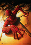 "Movie Posters:Action, Spider-Man (Columbia, 2002). Rolled, Very Fine+. One Sheet (26.75"" X 39.75"") SS Advance. Action.. ..."